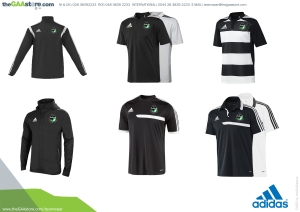 Tourmakeady GAA-Adidas