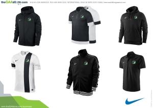 Tourmakeady GAA-Nike